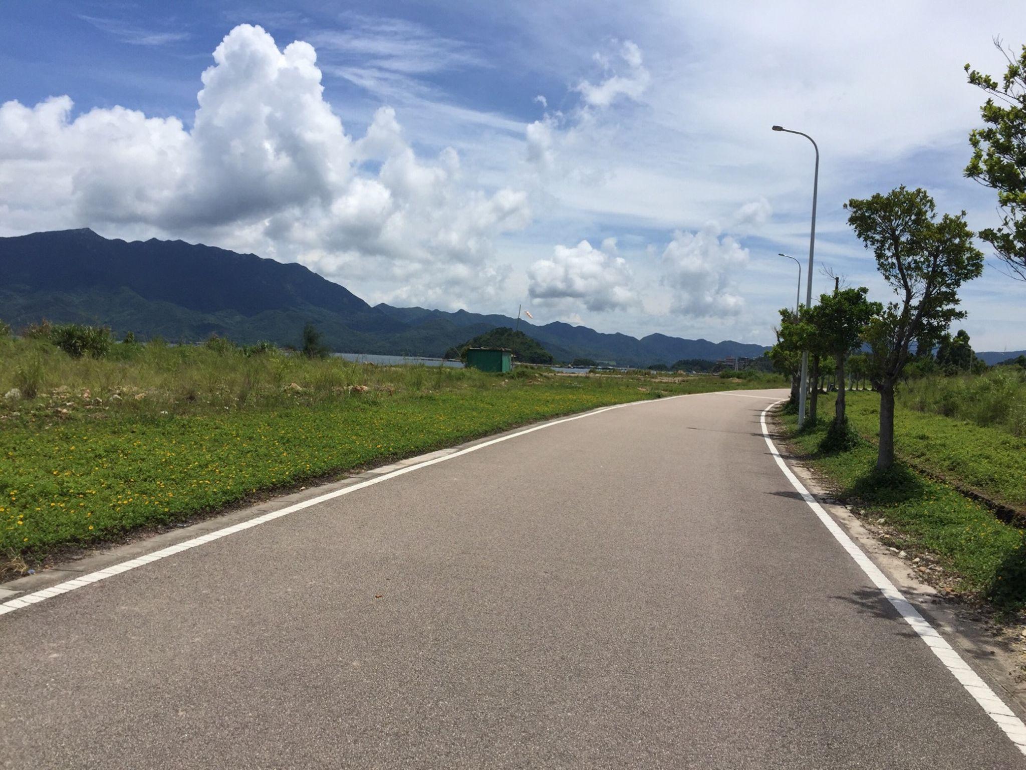 G7高速沿途风景区