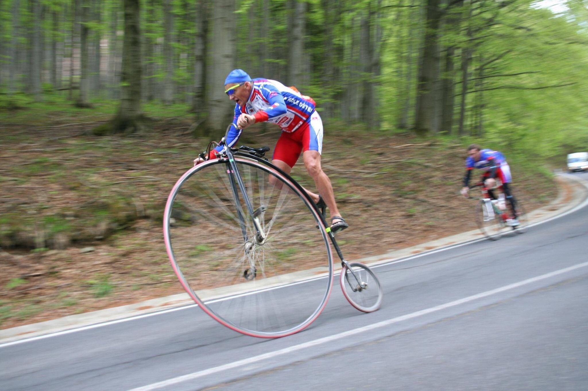Cached Funny push bike pictures