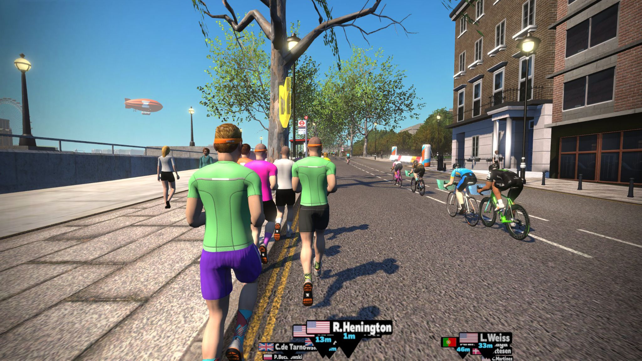 Monday Run Club! 7:30pm GMT / 8pm EST | A post by Zwift Run on Strava