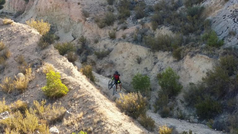 Pedalada de mañana - Tomas Muñoz's 22.2 km bike ride