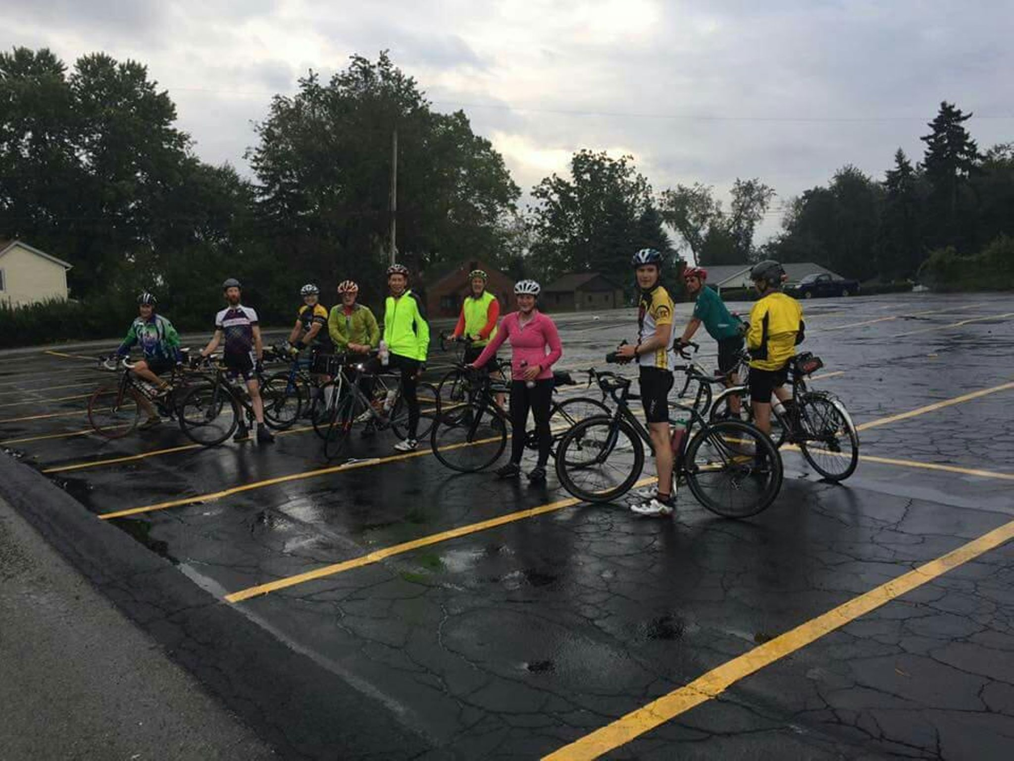2016 first training ride