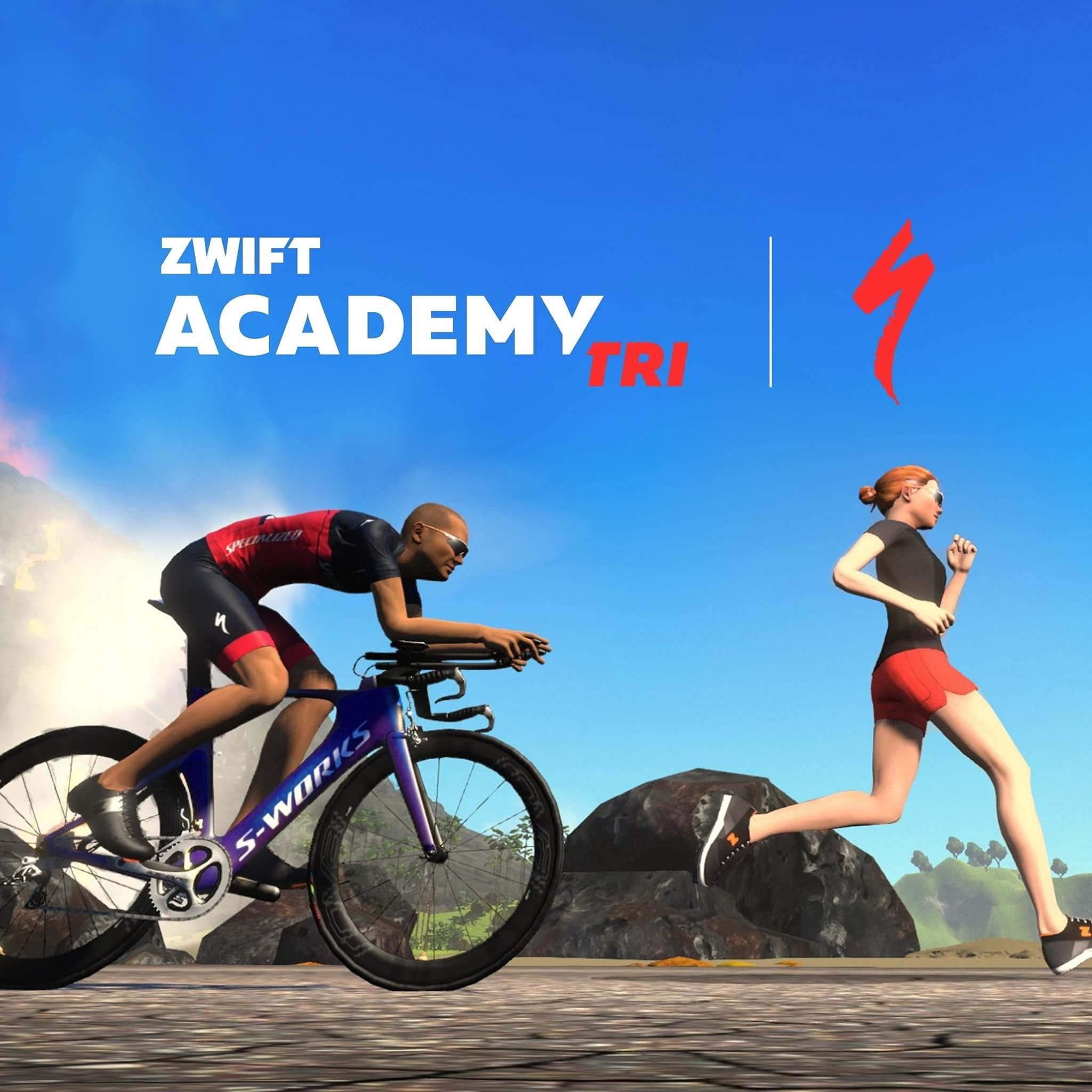 Announcing the Specialized Zwift Academy Tri Team | A post by Zwift