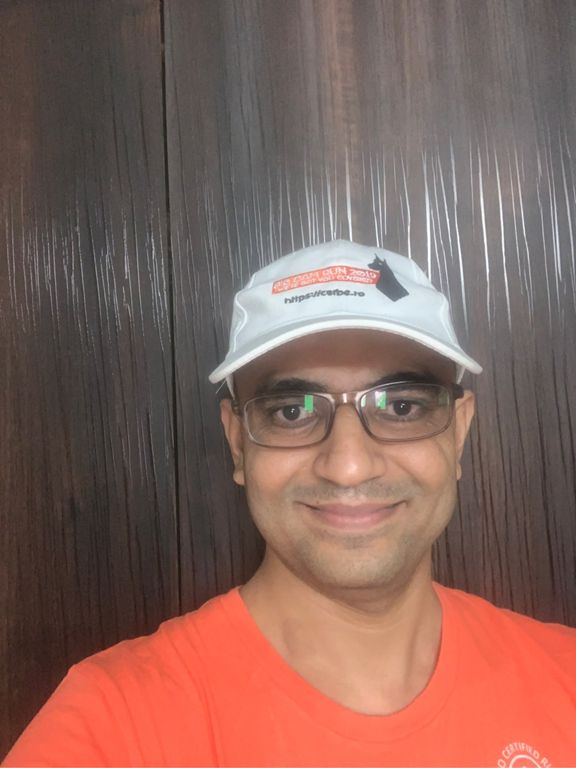 Vijaygolani: This year my Big Dam Run(Walk) inside my apartment. Stay home stay safe. #BDR2021 @bigdamrun https://t.co/Pz7N7RBaHG https://t.co/sb10kzsTJQ