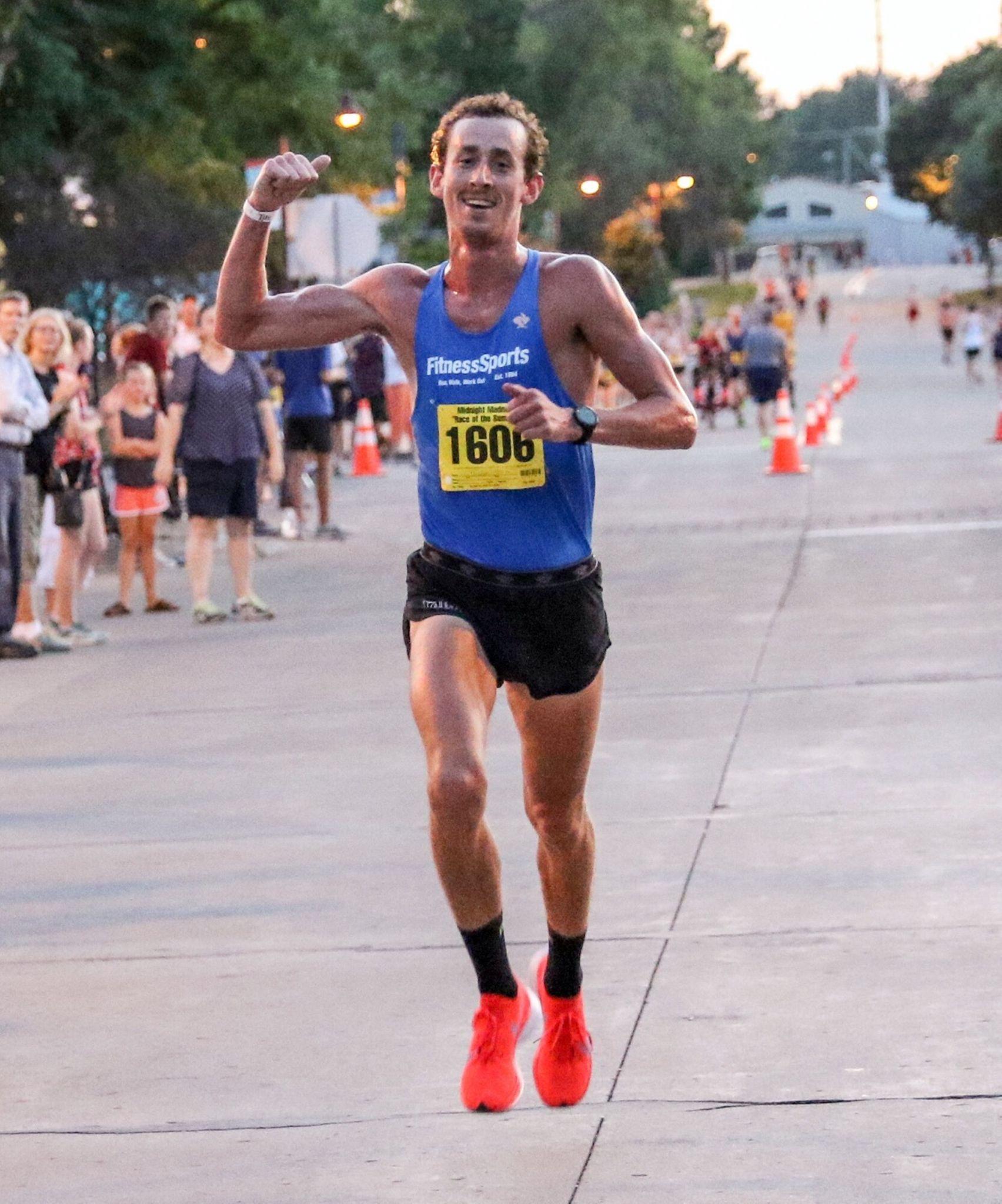 Strava Pro Runner Profile | Brogan Austin