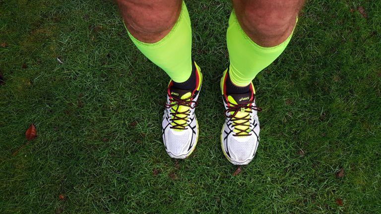 6.5 km Run Activity on December 24, 2017 by Dean B. on Strava