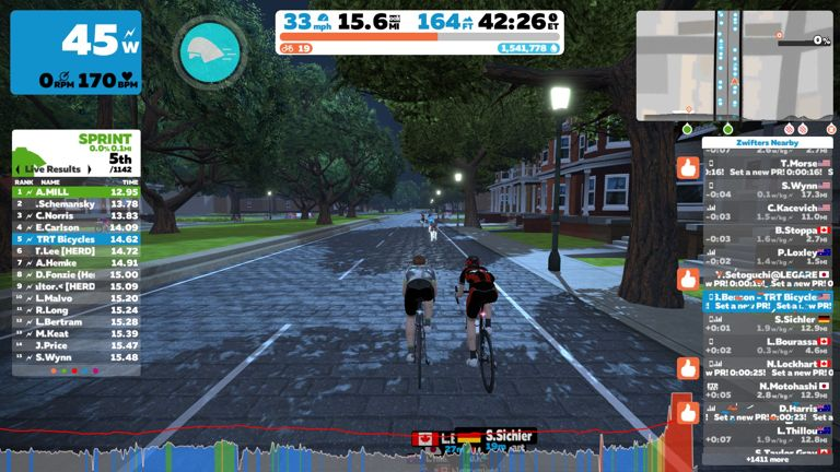Strava Cyclist Profile   Brian Benson