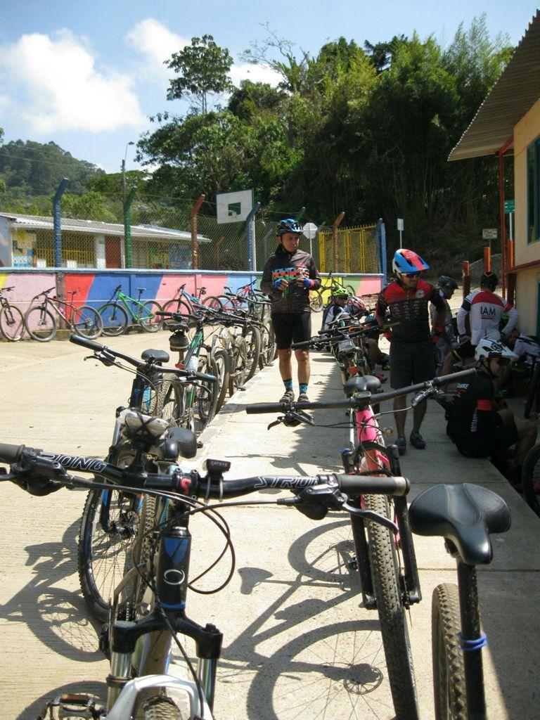 foto de El chaquiro - convención - el Pital - SaludCoop