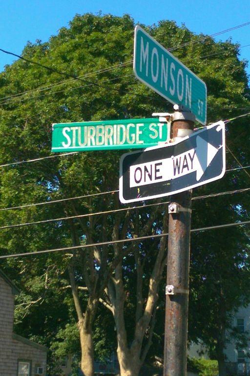 Sturbridge Street