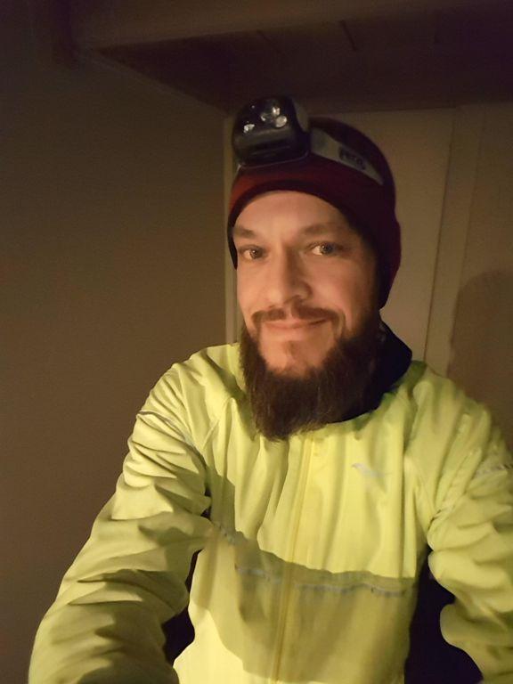 215 Km Run Activity On 20 January 2018 By Bruno H On Strava