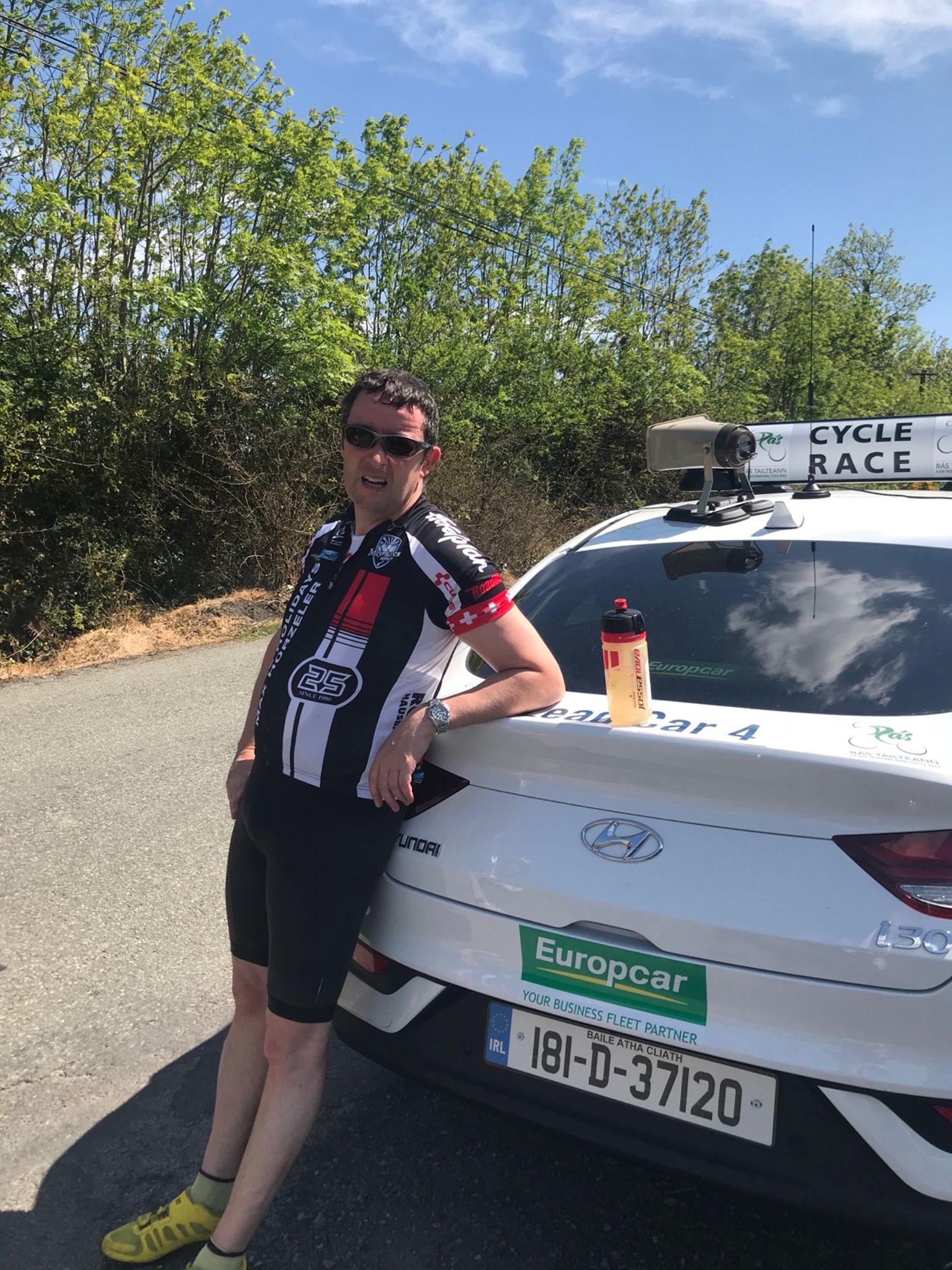 Strava Cyclist Profile Fenton L