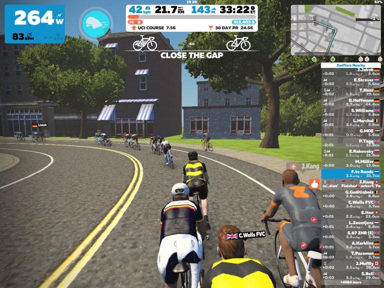 Strava Cyclist Profile | Ferdi te Ronde