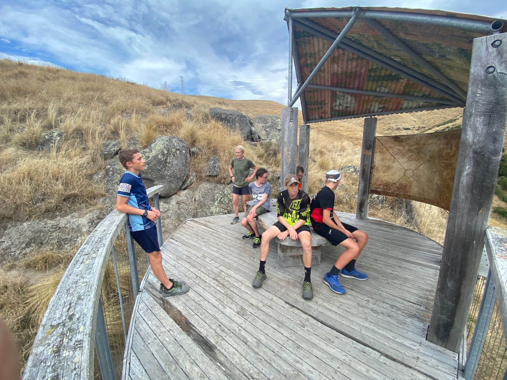 CHS Trail Running Club